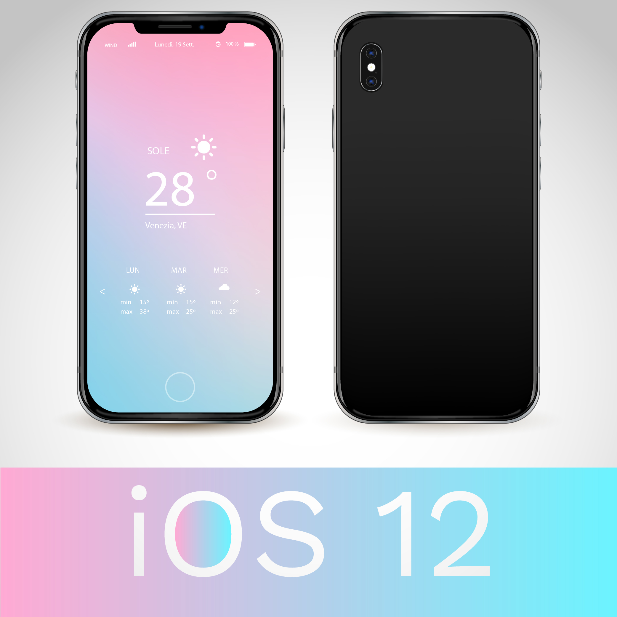 iOS 12 uscita